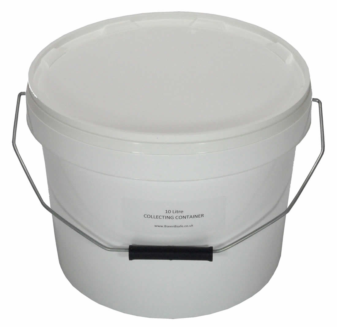 ADR 10 Litre Collecting Container (empty)