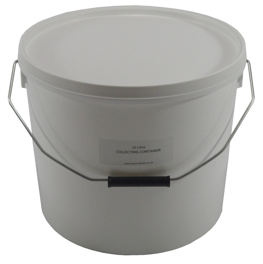 15 Litre Collecting Container (empty)