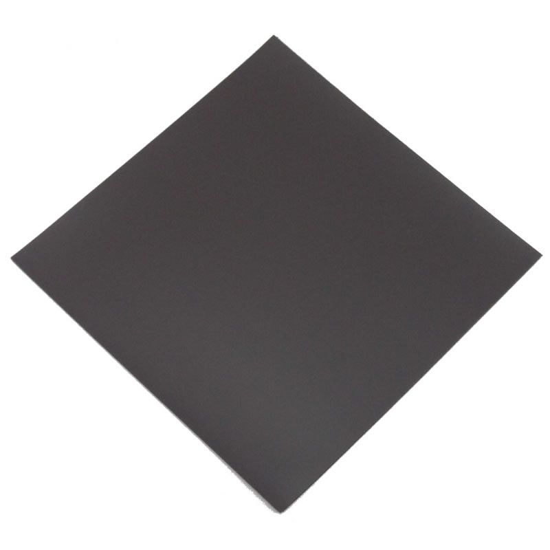 Magnetic rubber panel (250mm x 250mm)
