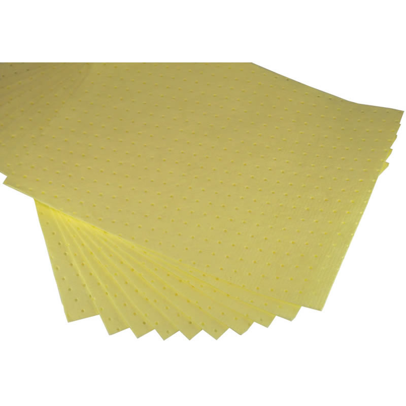 5 x Chemical Pads - 400 x 520 mm
